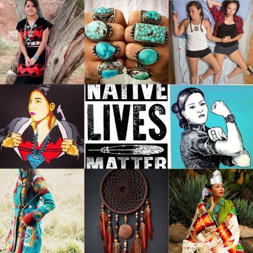 Native Lives Matter